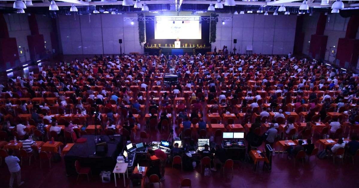 Lightflow: Le Convention